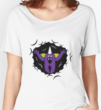 Purple People Eater Women's Relaxed Fit T-Shirt