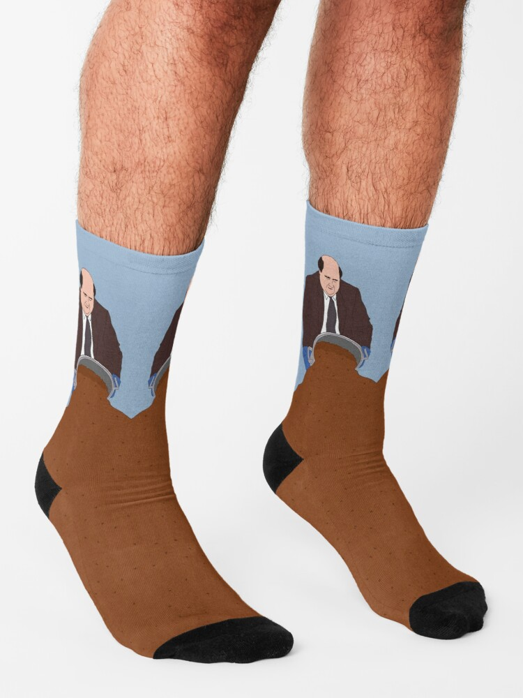 Alternate view of Kevin's famous chili Socks