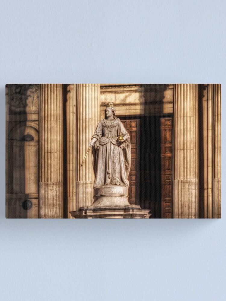 Alternate view of Queen Anne Canvas Print
