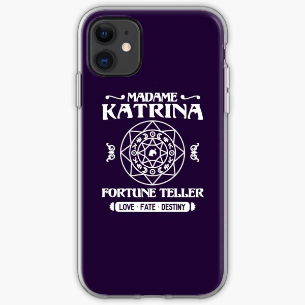 Madame Katrina Fortune Teller | Animal Crossing iPhone Soft Case