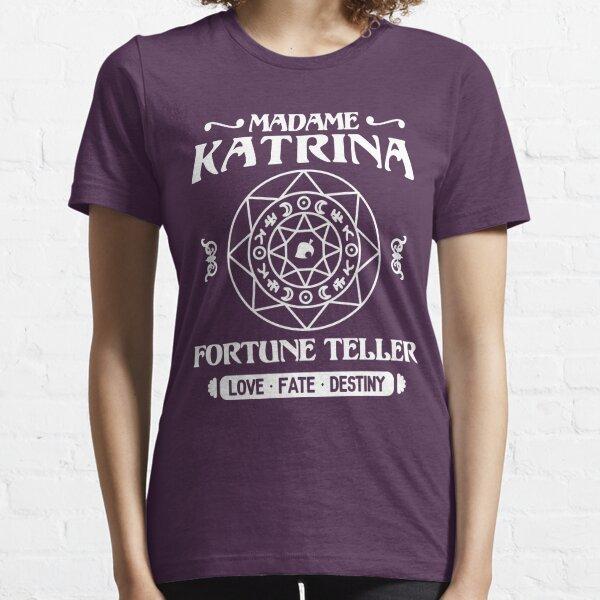 Madame Katrina Fortune Teller   Animal Crossing Essential T-Shirt