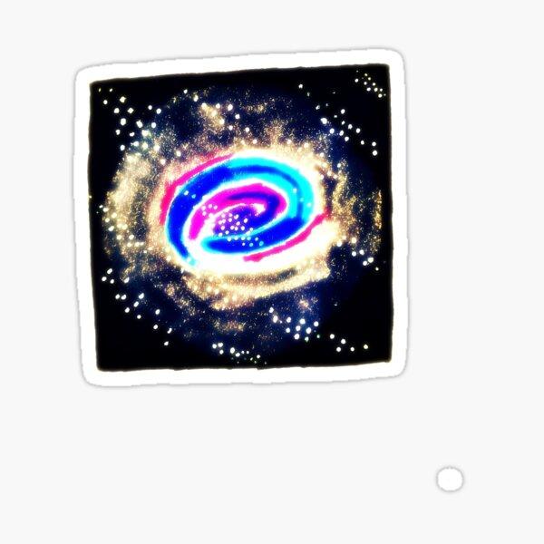 Galaxy Sticker
