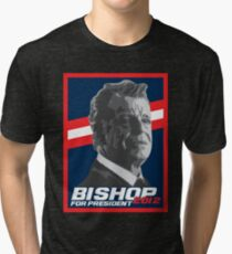 Bishop 2012 Tri-blend T-Shirt