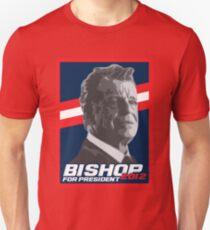 Bishop 2012 Unisex T-Shirt