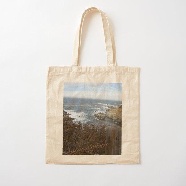 Carmel Cotton Tote Bag
