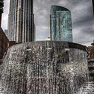 Urban Fountain by Mariano57