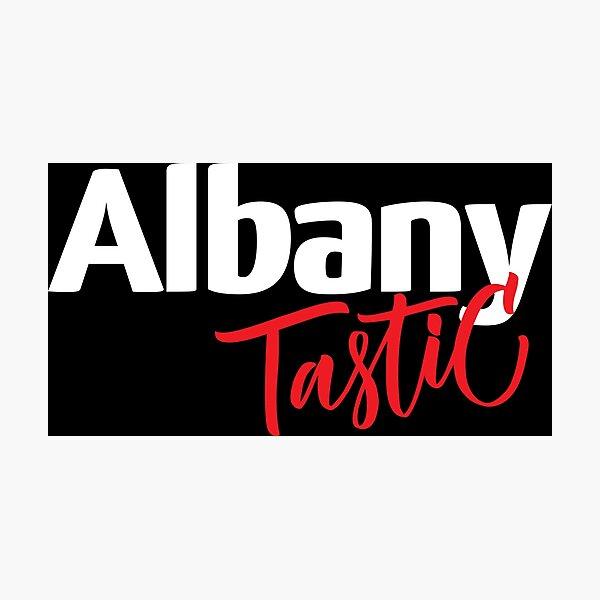 Albany Tastic Fantastic Photographic Print