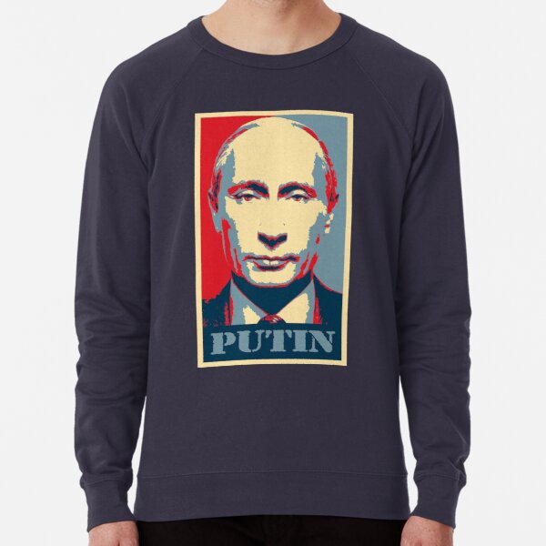 Vladimir Putin Sweatshirts Hoodies Redbubble