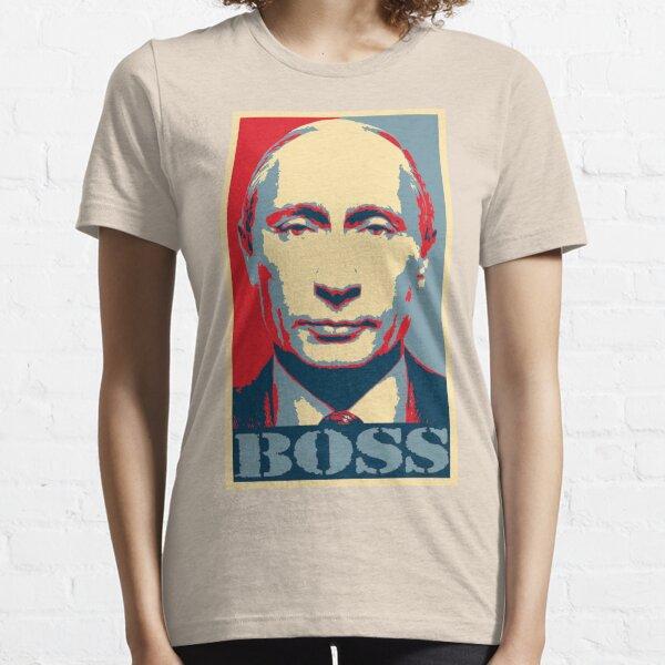 Vladimir Poutine T-shirt essentiel