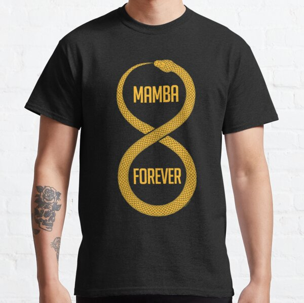 MAMBA FOREVER - Or T-shirt classique