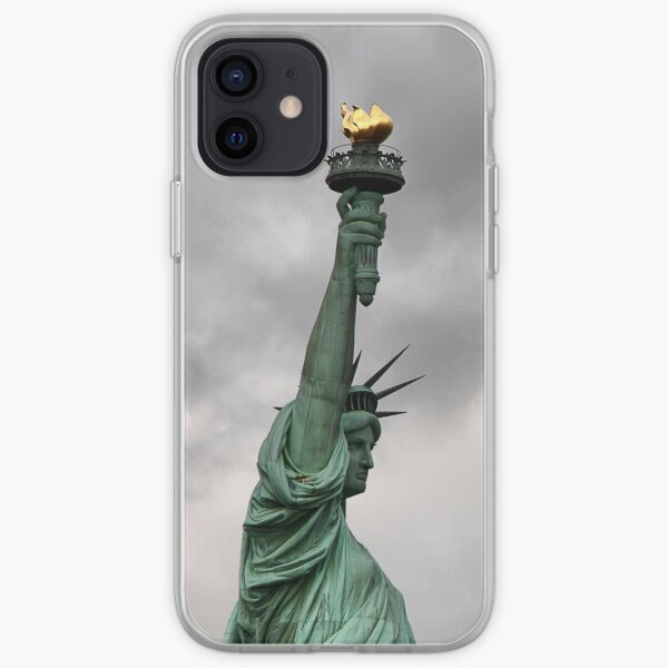 Statue of Liberty iPhone Soft Case