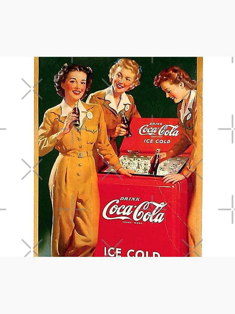 coca cola vintage by cheedee
