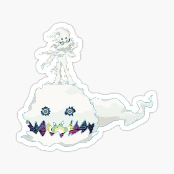 Kids see ghosts Stickers Sticker