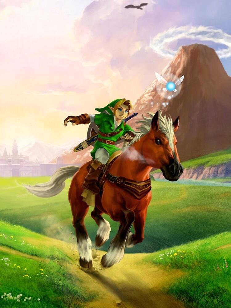 Zelda! de SamuelH7