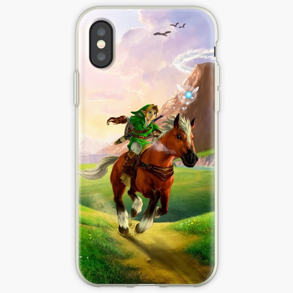 Zelda! Vinilos y fundas para iPhone