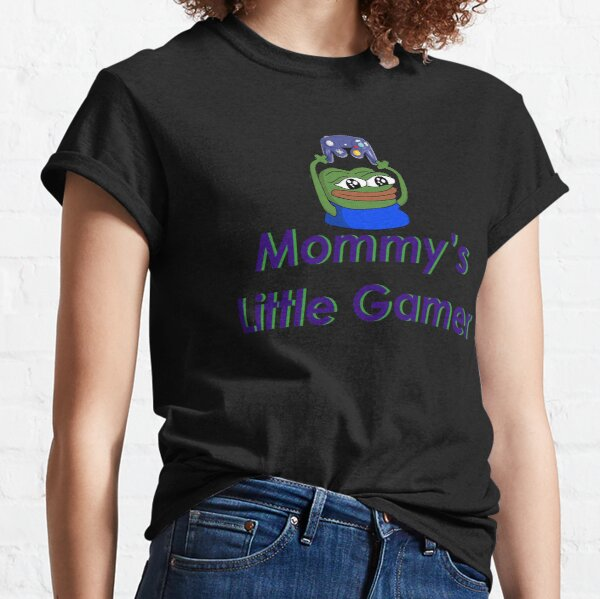 Mommy's Little Gamer Ludwig Classic T-Shirt