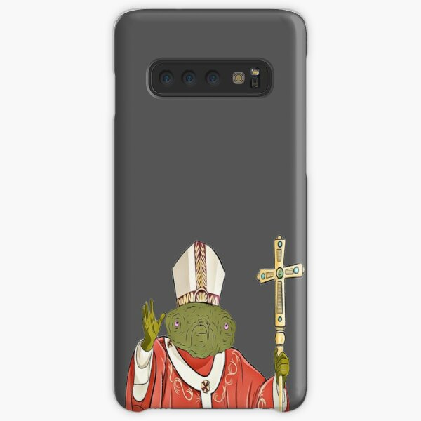 Church of Clarence The Big Lez Show Samsung Galaxy Snap Case