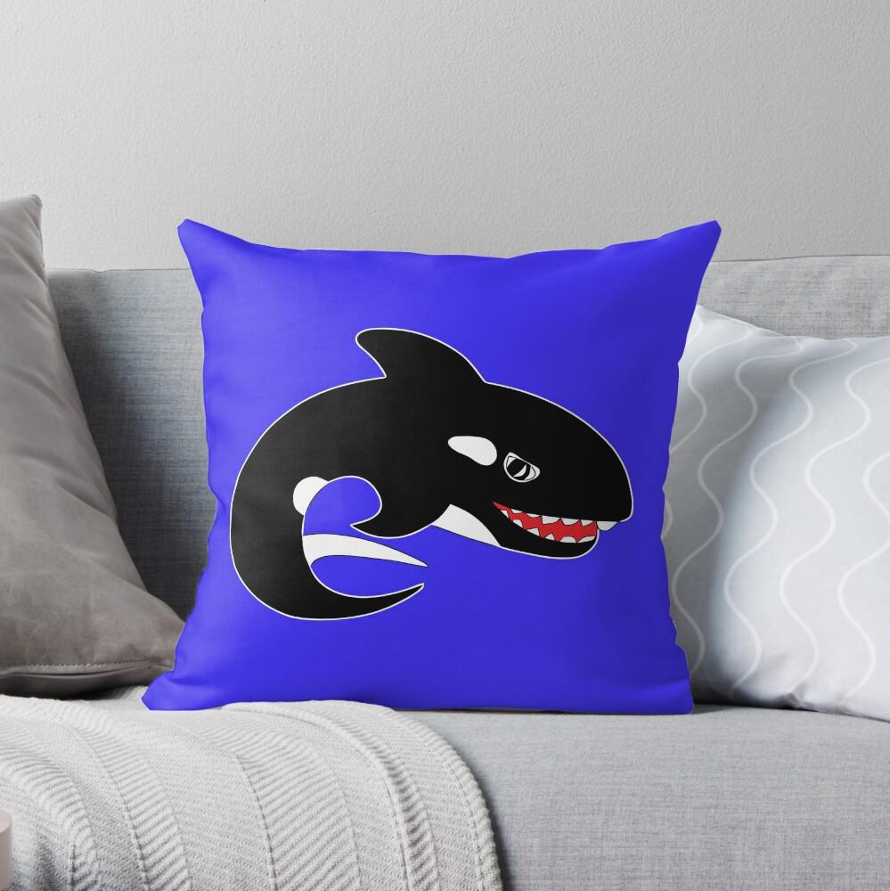 Coussin «Epaulard Orca»
