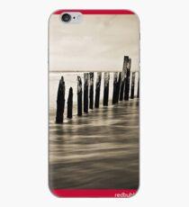 Wooden Poles - iPhone Case iPhone Case