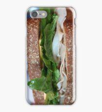 Turkey Sandwhich iPhone Case/Skin