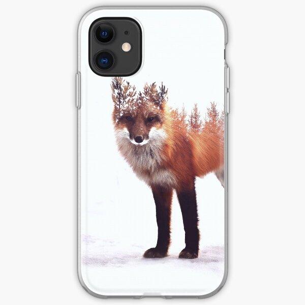 fox iPhone Soft Case