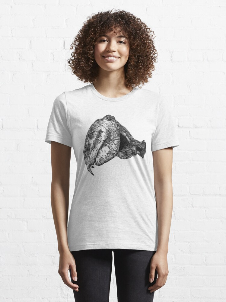 Alternate view of Cuddles the Cuttlefish Essential T-Shirt