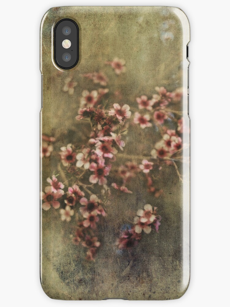 Or So The Story Goes iPhone Case by Laurie Search