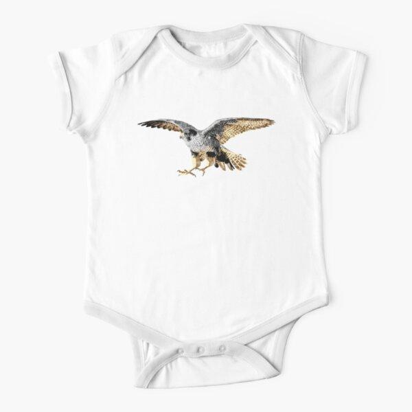 Falcon - Laudea Martin Short Sleeve Baby One-Piece