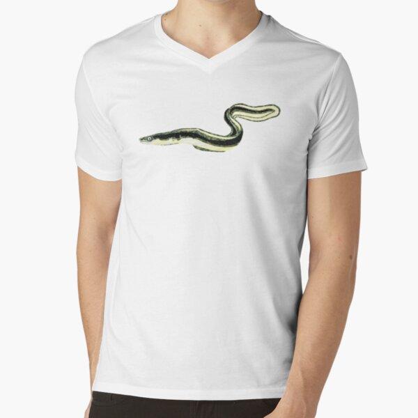 Eel - Laudea Martin V-Neck T-Shirt