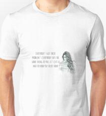 problems Unisex T-Shirt