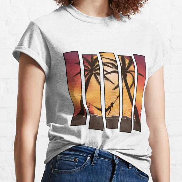 Summer Dream  T-shirt classique