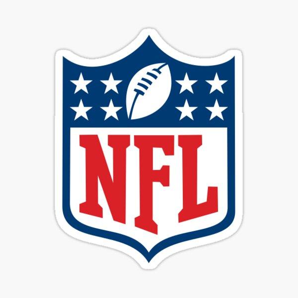 Le logo de la NFL Sticker