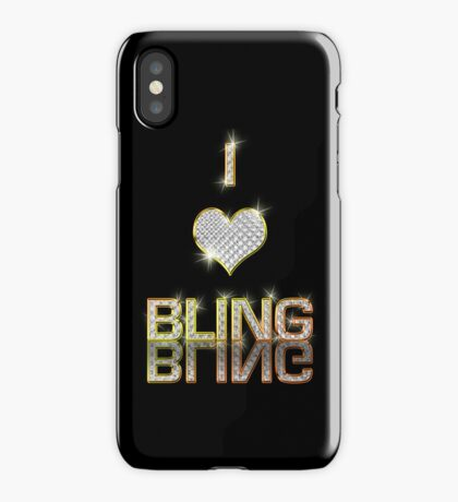 Bling iPhone Case/Skin