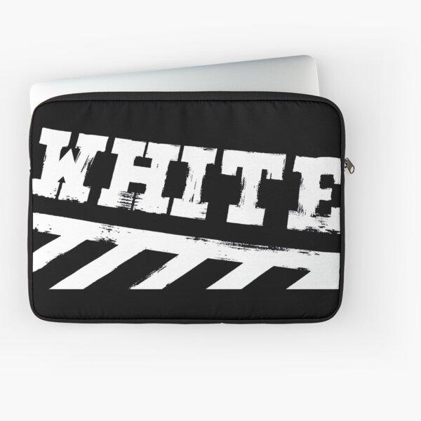 off white men Logo Classic Laptop Sleeve
