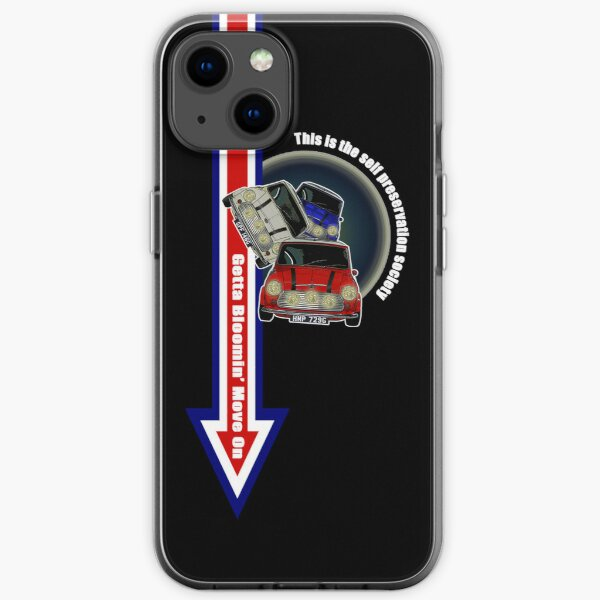 Put Your Foot Down... iPhone Soft Case