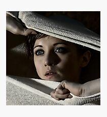Those Eyes Photographic Print
