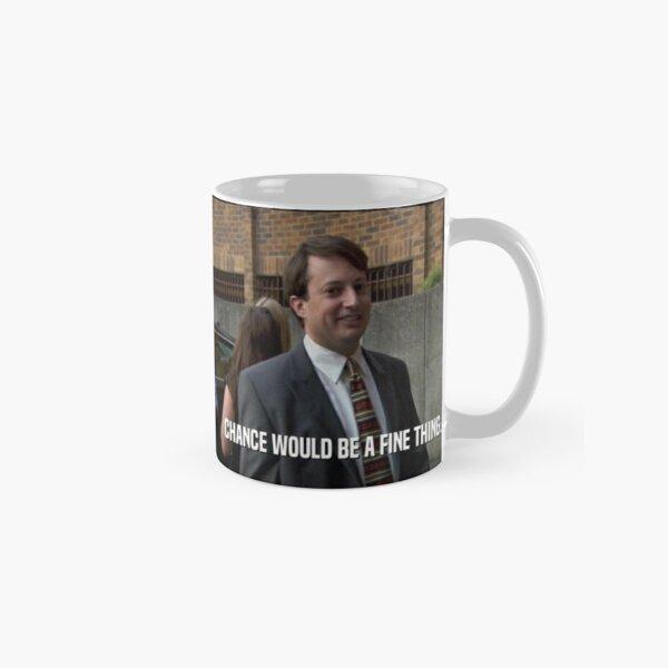 Chance serait une belle chose - Peep Show Mug classique