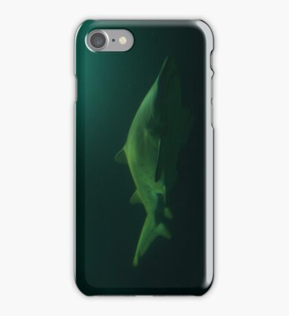 Hunting Shark  iPhone Case/Skin