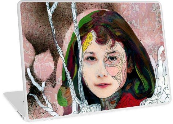 portrait of Gracie::no.3 by Randi Antonsen