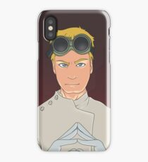 Dr Horrible iPhone Case/Skin