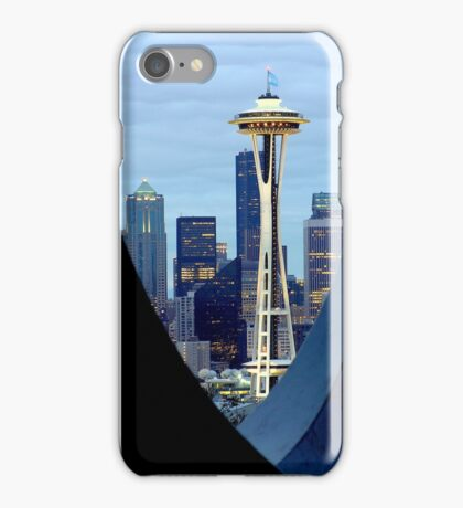Eye Of The Needle iPhone case. iPhone Case/Skin