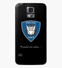 Transformers - Police Case/Skin for Samsung Galaxy