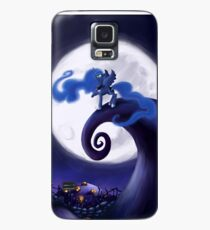 My Little Pony - MLP - Nightmare Before Christmas - Princess Luna's Lament Case/Skin for Samsung Galaxy