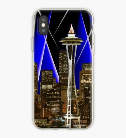 Urban Sprawl iPhone case. iPhone Case