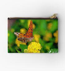 Portrait of a Butterfly Studio Pouch