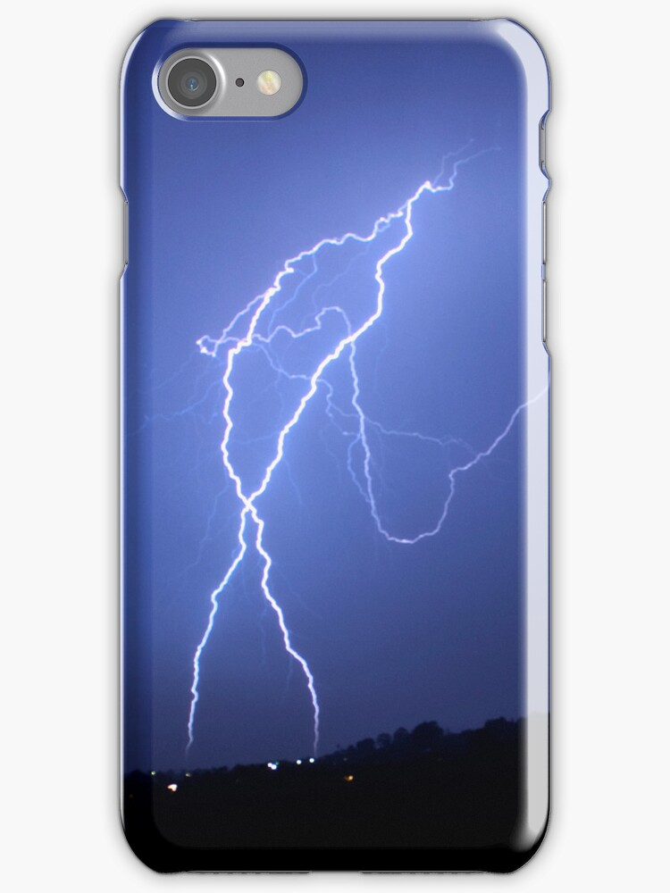 The Balrog - iPhone case by Odille Esmonde-Morgan