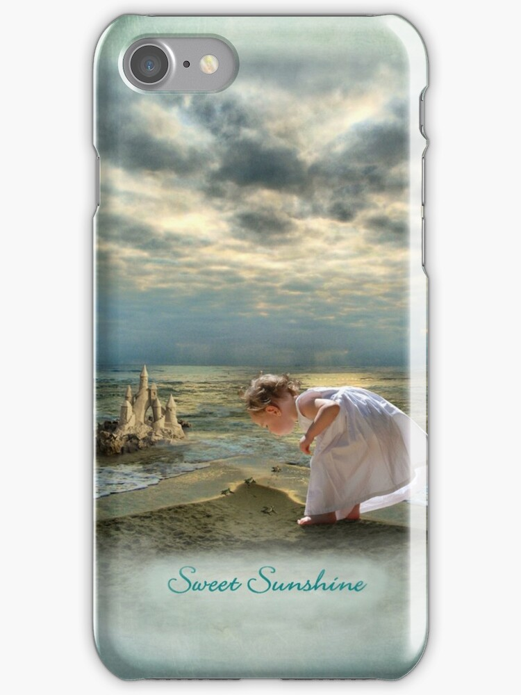 Sweet Sunshine (iPhone case) by jewelskings