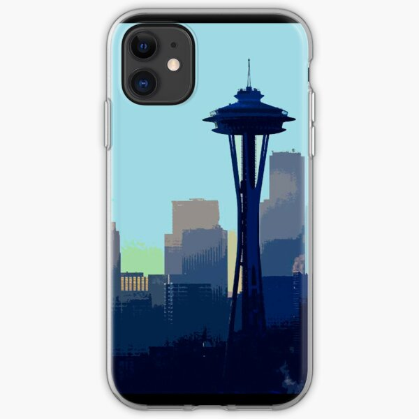 Downtown iPhone case.  iPhone Soft Case