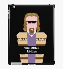 "Jeff ""the Dude"" Lebowski iPad Case/Skin"