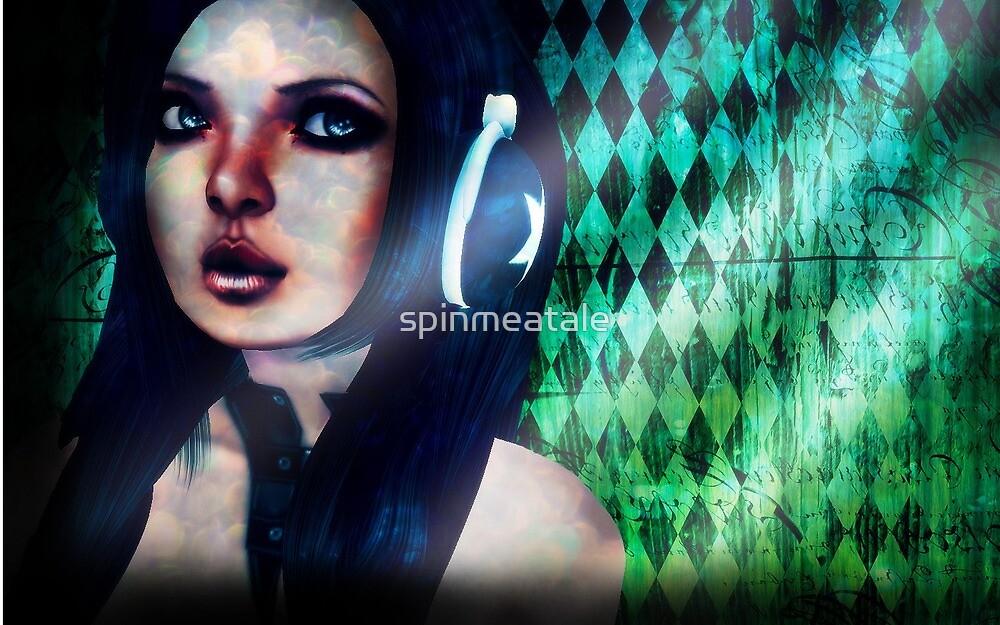 Getaway in the Tunes by spinmeatale